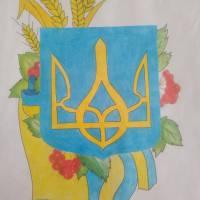 Виставка дитячих малюнків «Україна очима дітей»