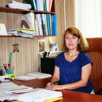 Секретар сілької ради Омельченко Людмила Юріївна