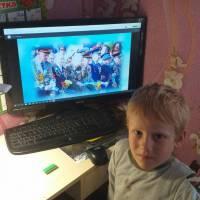 Онлайн—заняття в 1 класі «Ніколи знову»