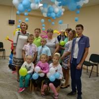 сім'я Попової Оксани Миколаївни с.Володимимирівка