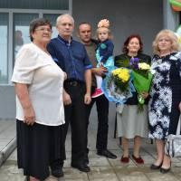 сім'я Воєводи Надії Іванівни с.Новоторецьке