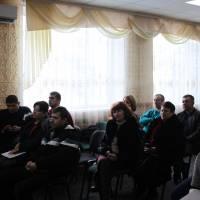 Засідання Робочої групи в рамках розробки Стратегії розвитку