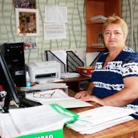 Спеціаліст І категорії сектору обліку та звітності Клочкова С.П.