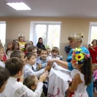 Свято осені в Шахівській ЗОШ І-ІІІ ступенів(2)