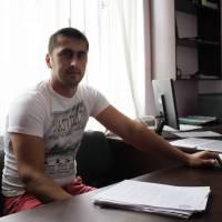 Завідувач сектору цивільного захисту населення  Соболь Артем Ігорович
