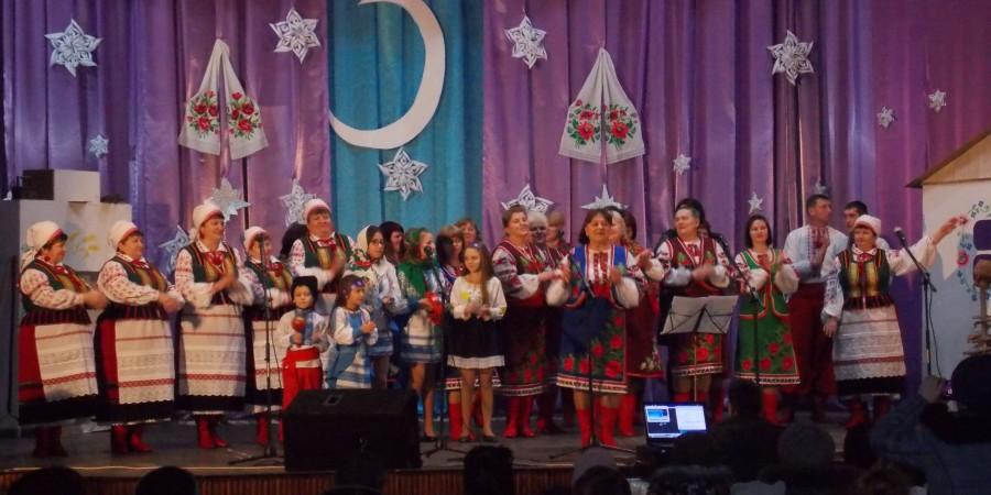 Відбувся Новорічно-різдвяний концерт за участю аматорських колективів Білокоровицької ОТГ