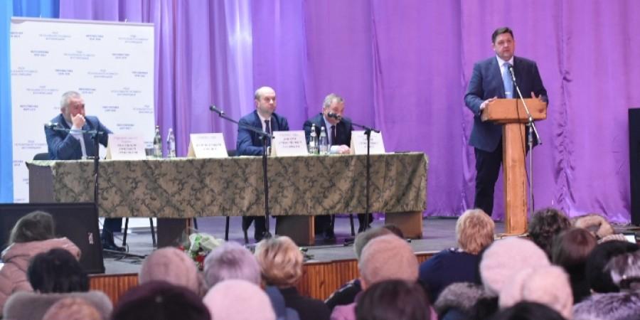 Ігор Гундич: Аби децентралізація дала результат – необхідно разом із людьми визначати перспективи громади на найближчі 3 роки
