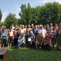 Змагання зі спортивної риболовлі (літо 2018)