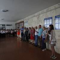 Оновлена Хорошівська гімназія 23.06.2017