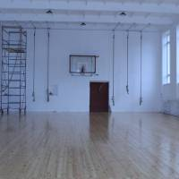 Спортзал гімназії (в стадії ремонту)