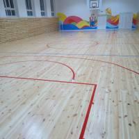Спортзал гімназії (після ремонту)