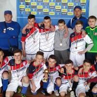Всеукраїнські змагання з футзалу 2019
