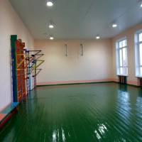 Спортзал початкової школи (після ремонту)