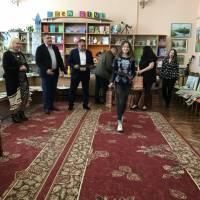 Нагородження в Житомирській обласній бібліотеці для дітей