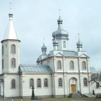 Церква Св. Пантелеймона, смт. Нова Борова