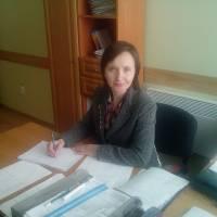 Секретар виконавчого комітету селищної ради Жарчинська А.В