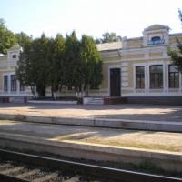 Залiзничниий вокзал, смт. Нова Борова