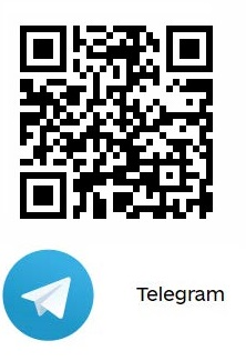 Чатбот у Telegram - зчитати код або перейти за посиланням