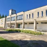 Місцевість села Троща