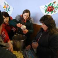 Святкування Масляної в селі Стетківці.