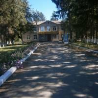 Будинок  сільської  ради