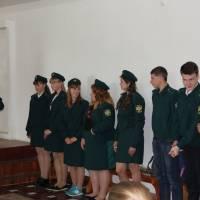 Члени шкільного лісництва