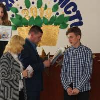 Тарасов Дмитро -переможець олімпіади з психології