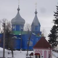 церква Гришківці