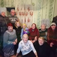 Жителька села Хмелище Станіслава Шлапак зустріла поважний 90-річний ювілей