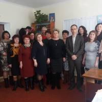 Колектив Райгородоцької сільської ради