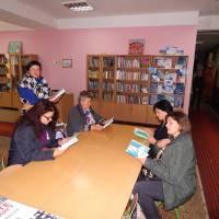Екскурсія до Бердичівської дитячої міської бібліотеки
