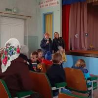 день Козацтва та Захисника Вітчизни відбувся в селі Демчин 12.10.19