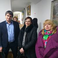 21.02.2020 року відбулася виставка, присвячена 100-річчю з дня народження Олександра Яцюка