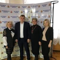 Засідання робочої групи щодо обговорення проєкту перспективного плану об'єднання територій громад Житомирської області