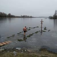 Водохреще 19 січня 2020 року