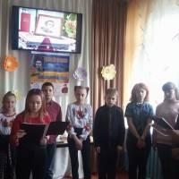 Відзначення 206 річниці від народження Тараса Григоровича Шевченка в закладах освіти Швайківської сільської ради