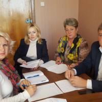 Сільські голови Семенівської, Райгородецької, Гришковецької та Швайківської громади