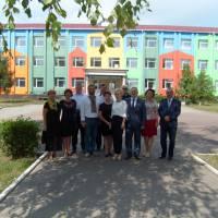 Зустріч з делегацією з дружнього Воловського повіту Нижньосілезького воєводства Польщі та з сільським головою Гришковецької ОТГ