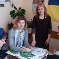 Виїзний прийом проводить заступник начальник відділу Любарського бюро правової допомоги Поварчук Наталія Володимирівна