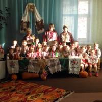 Зростаємо в традиціях українського народу