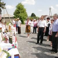 Відкриття памятника Т.Г. Шевченку