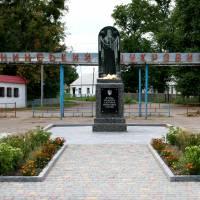 памятник Героям Небесної Сотні Корнинська ОТГ