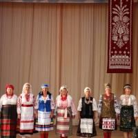 Учасниці конкурсу краси та таланту «Південна врода»