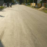 Капітальний ремонт дороги по вул.Героїв Пожежних в смт Народичі
