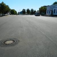 Капітаьний ремонт дороги в районі автостанції в смт Народичі