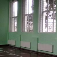 Капітальний ремонт спортзалу Закусилівської ЗОШ
