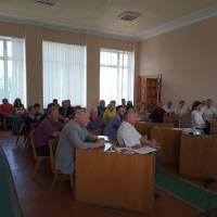 Засідання робочої групи по розробці Стратегії розвитку громади