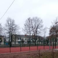 Спортивний майданчик в смт Народичі