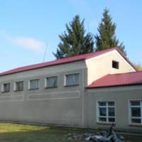 Капітальний ремонт покрівлі спортзалу  Закусилівської ЗОШ