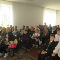 Учні зібрались на зустріч з ветеранами